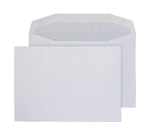 Purely Everyday Mailer Gummed White 90gsm C5 162x229mm Ref 016M [Pack 500] *10 Day Leadtime*