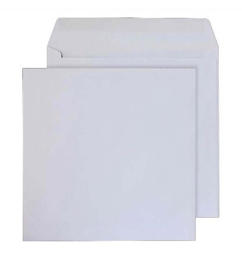 Blake Purely Everyday White Gummed Square Wallet 170x170mm 100gsm Pack 500 Code 0170SQ
