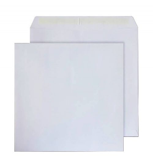 Purely Everyday Square Wallet P&S White 120gsm 330x330mm Ref 0330PS [Pack 250] *10 Day Leadtime*