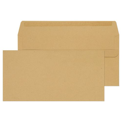 Blake Purely Everyday Manilla Self Seal Wallet 110x220mm 80gsm Pack 1000 Code 11882