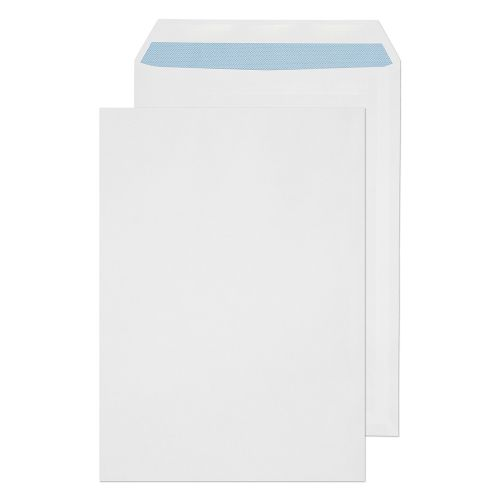 Blake Purely Everyday Pocket Envelope C4 Self Seal Plain 90gsm White (Pack 25)