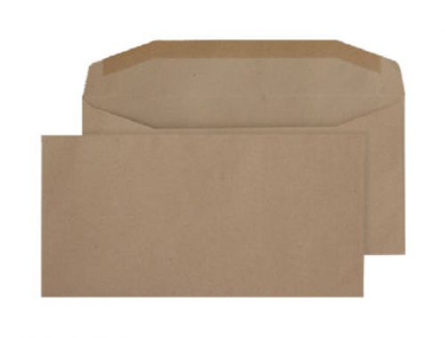 Blake Purely Everyday Manilla Gummed Mailer 110X22 0mm 80Gm2 Pack 1000 Code 13780/50 Pr 3P