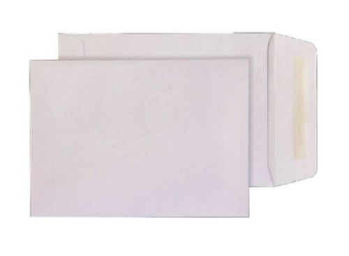 Purely Everyday White Gummed Pocket C5 229x162mm Ref 13847 [Pack 500] *10 Day Leadtime*
