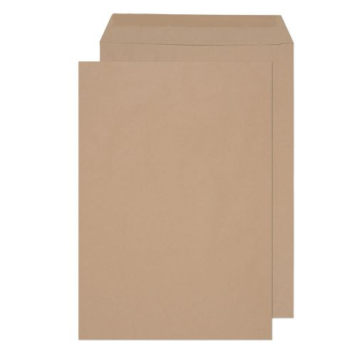 Blake Purely Everyday Pocket Envelope C4 Gummed Plain 90gsm Manilla (Pack 25)