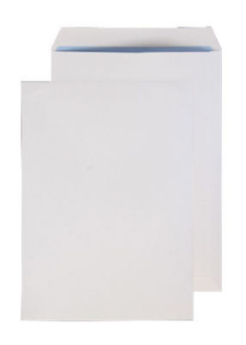 Purely Everyday White Gummed Pocket C4 324x229mm Ref 13856 [Pack 250] *10 Day Leadtime*