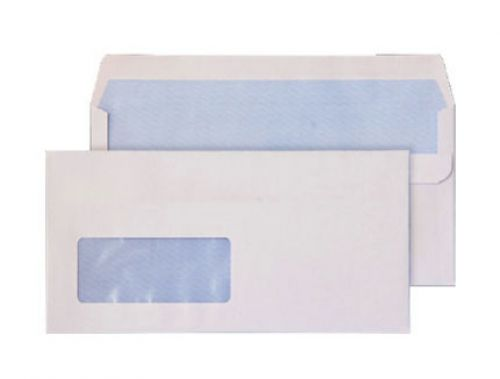 Blake Purely Everyday White Window Self Seal Walle t 110X220mm 90Gm2 Pack 1000 Code 14884 3P