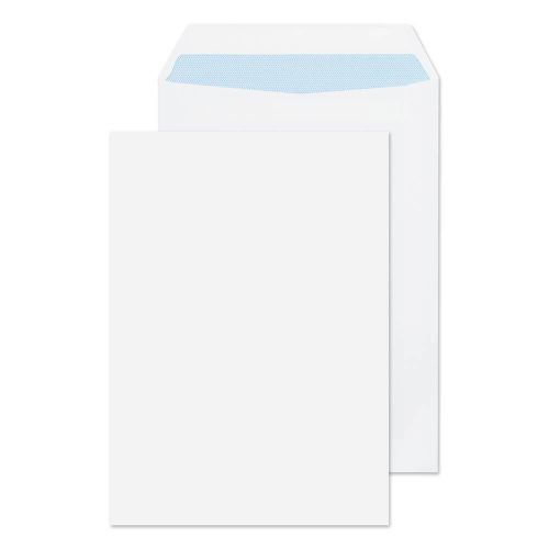Blake Purely Everyday Pocket Envelope C5 Self Seal Plain 100gsm White (Pack 500)