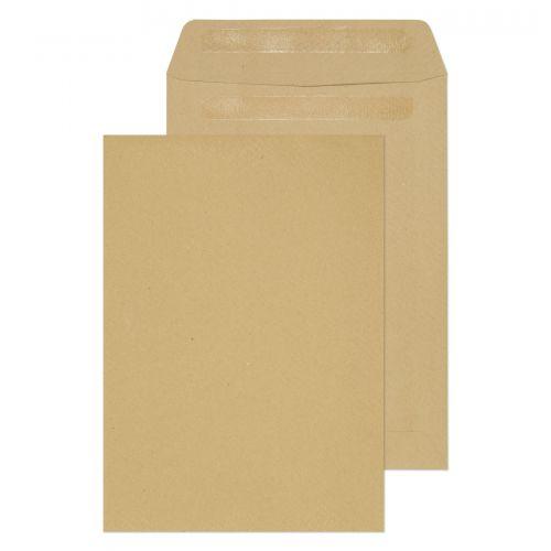 ValueX Pocket Self Seal Envelope C5 229x162mm Manilla (Pack 500)