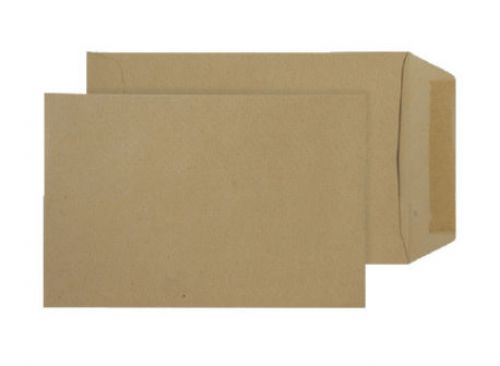 Blake Purely Everyday Manilla Gummed Pocket 229X162mm 115Gm2 Pack 500 Code 15350 3P