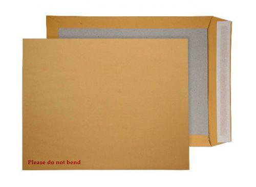 Blake Purely Packaging Manilla Peel & Seal Board Back Pocket 394X318mm 120Gm2 Pack 125 Code 15935 3P