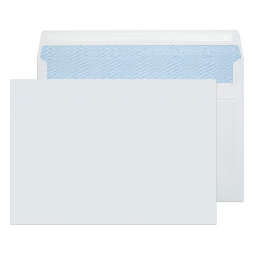 Blake Purely Everyday Wallet Envelope C5 Self Seal Plain 90gsm White (Pack 500)