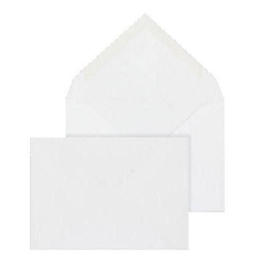 Blake Purely Everyday White Gummed Banker Invitati on 114X162mm 100Gm2 Pack 1000 Code 2002 3P