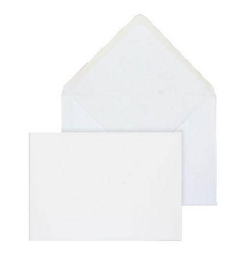 Blake Purely Everyday White Gummed Banker Invitati on 133X185mm 100Gm2 Pack 1000 Code 2008 3P
