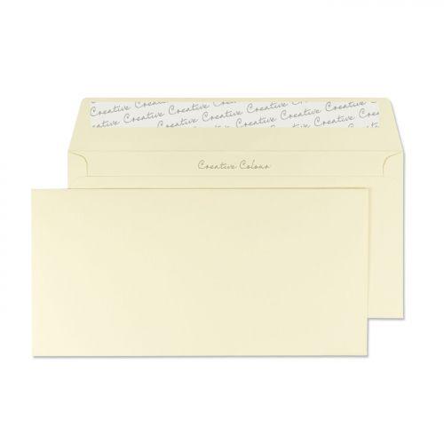 Blake Creative Colour Vanilla Ice Cream Peel & Sea l Wallet 114X229mm 120Gm2 Pack 500 Code 200 3P