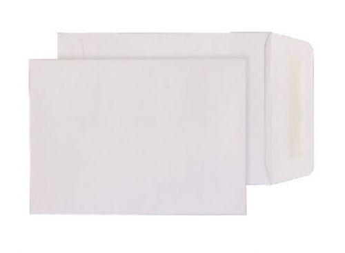 Blake Purely Everyday White Gummed Pocket 190X127m m 90Gm2 Pack 500 Code 2225 3P