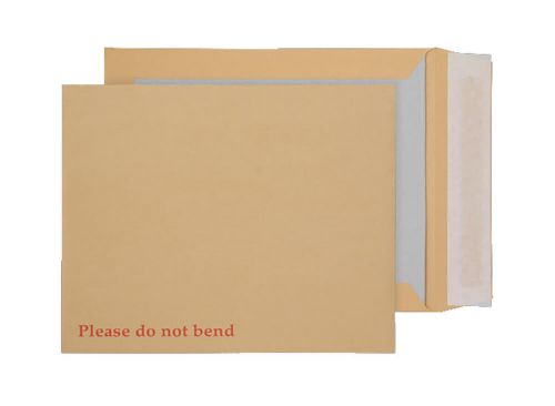 Purely Packaging Envelope Board Backed P&S 267x216mm Manilla Ref 22935 [Pack 125] *10 Day Leadtime*