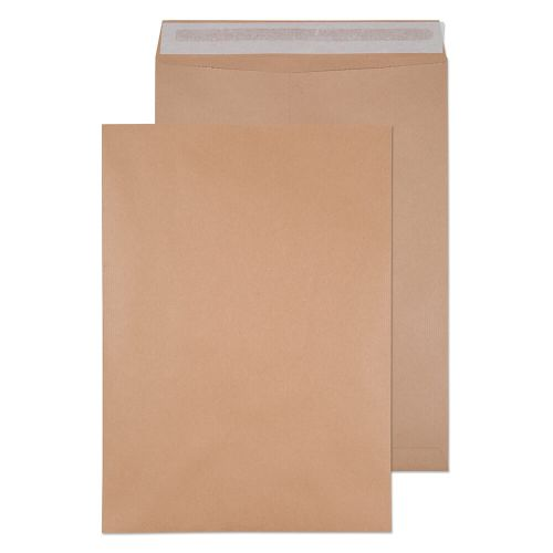 Blake Purely Everyday Pocket Envelope C3 Peel and Seal Plain 115gsm Manilla (Pack 125)