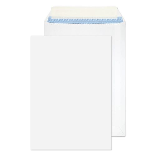 ValueX Pocket Envelope C5 Peel and Seal Plain 100gsm White (Pack 500)