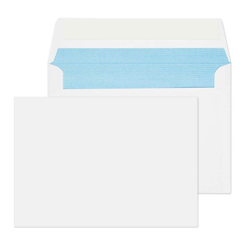 Blake Purely Everyday Wallet Envelope C6 Peel and Seal Plain 120gsm Ultra White (Pack 500)