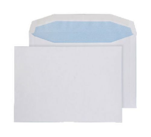 Purely Everyday Mailer Gummed White 80gsm C5- 155x220mm Ref 2500 [Pack 500] *10 Day Leadtime*