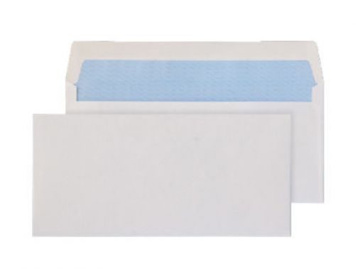 Purely Everyday Wallet Gummed White 80gsm 89x152mm Ref 2550 [Pack 1000] *10 Day Leadtime*