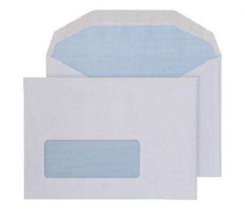 Blake Purely Everyday White Window Gummed Mailer 1 14X162mm 80Gm2 Pack 1000 Code 2601 3P