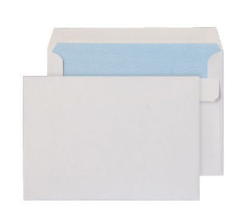 Blake Purely Everyday Wallet Envelope C6 Self Seal Plain 90gsm White (Pack 50)