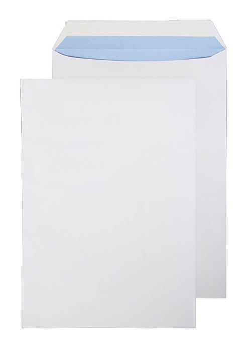 Blake Purely Everyday Ultra White Peel & Seal Pock et 340X240mm 120Gm2 Pack 250 Code 31060 3P