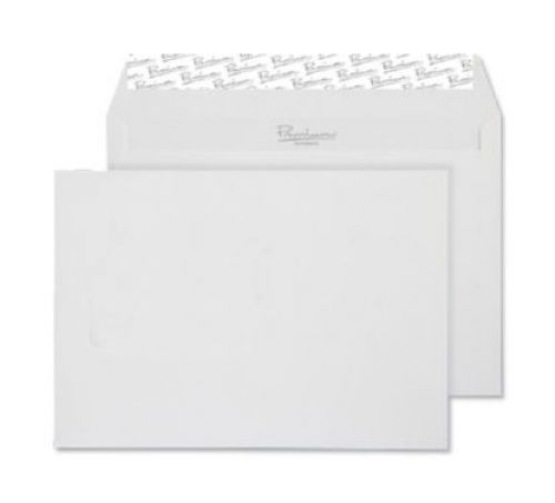 Blake Premium Business High White Wove Peel & Seal Wallet 162X229mm 120Gm2 Pack 25 Code 35454 3P