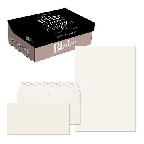 Blake Premium Business High White Wove Peel & Seal SoHo Box 210x297mm 120gsm Pack 250 Code 35670