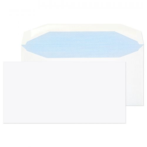 Blake Purely Everyday White Gummed Mailer 110X220mm 90Gm2 Pack 1000 Code 3701 3P
