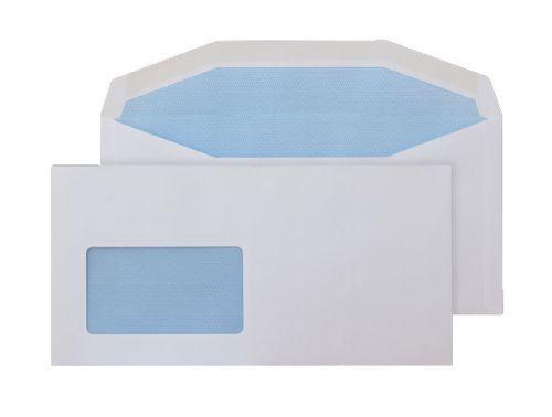 Blake Purely Everyday White Window Gummed Mailer 114X235mm 90Gm2 Pack 1000 Code 3905Cbc 3P