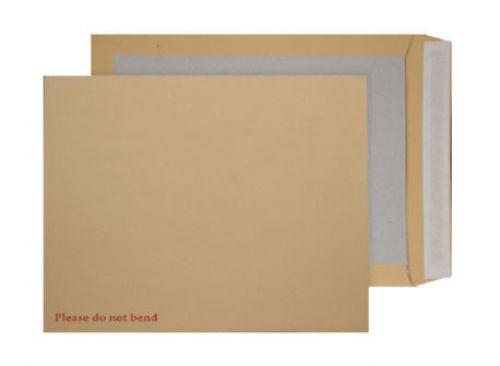Blake Purely Packaging Manilla Peel & Seal Board B ack 450X324mm 120Gm2 Pack 50 Code 4200/50 3P