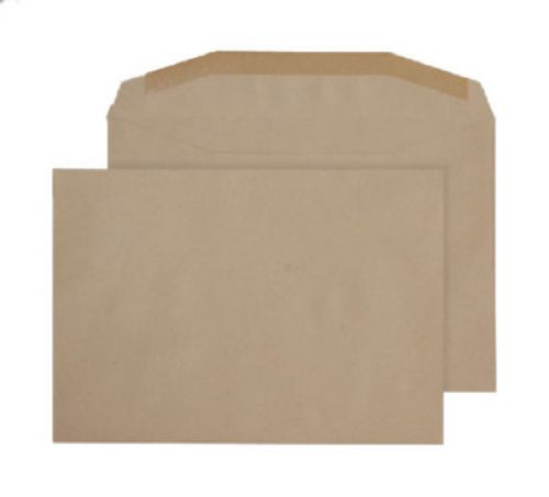 Purely Everyday Mailer Gummed Manilla 80gsm C5+ 162x235mm Ref 4405 [Pack 500] *10 Day Leadtime*