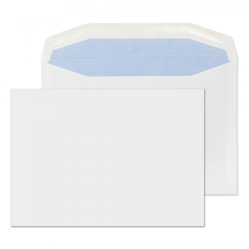Purely Everyday Mailer Gummed White 90gsm C5+ 162x235mm Ref 4407 [Pack 500] *10 Day Leadtime*