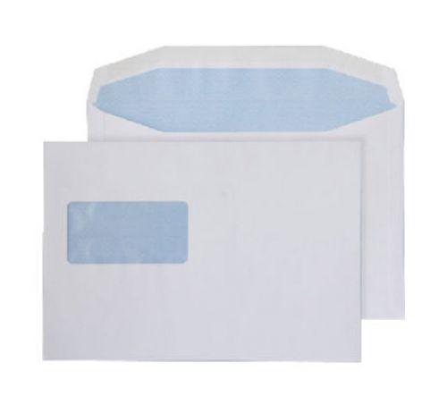 Purely Everyday Mailer Gummed High Wndw White 90gsm C5+ 162x235 Ref 4419HW Pk500 *10 Day Leadtime*