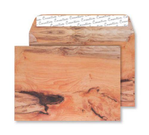 Blake Creative Senses Planed Yew Peel & Seal Wallet 162X229mm 135Gm2 Pack 20 Code 44Nt352 3P
