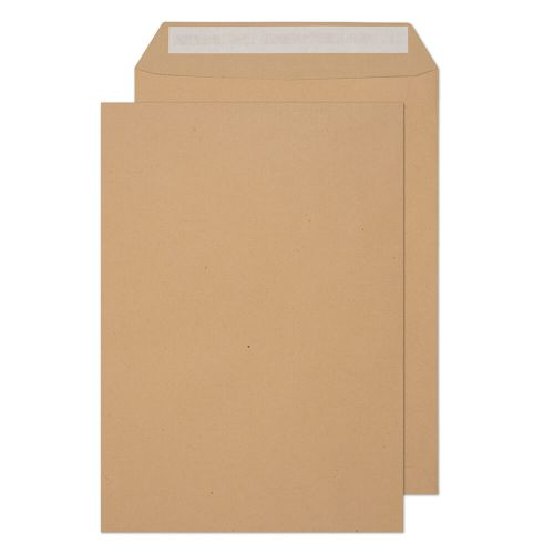 Blake Purely Everyday Pocket Envelope C4 Peel and Seal Plain 115gsm Manilla (Pack 250)