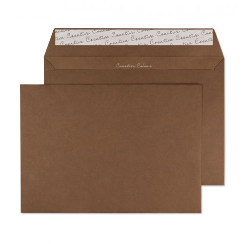 Blake Creative Colour Milk Chocolate Peel & Seal Wallet 162X229mm 120Gm2 Pack 25 Code 45323 3P