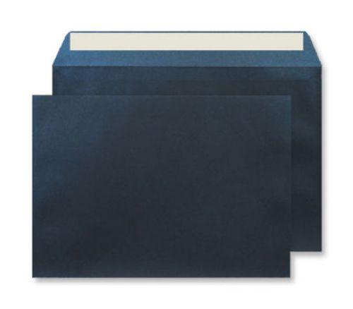 Blake Creative Shine Midnight Blue Peel & Seal Wal let 162X229mm 120Gm2 Pack 25 Code 45Pl333 3P