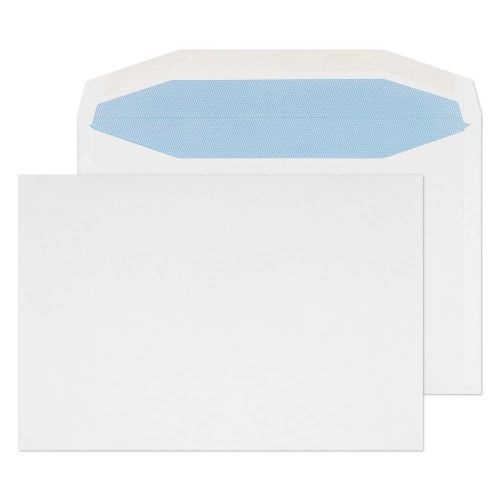 Blake Purely Everyday White Gummed Mailer 162x238mm 90gsm Pack 500 Code 4707