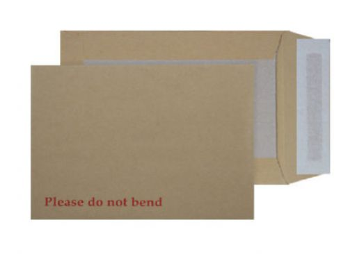 Purely Packaging Envelope Board Backed P&S 120gsm C5 Manilla Ref 5112 [Pack 125] *10 Day Leadtime*