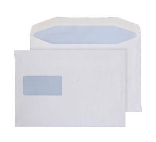 Blake Purely Everyday White Window Gummed Mailer 1 78X254mm 90Gm2 Pack 500 Code 5508 3P