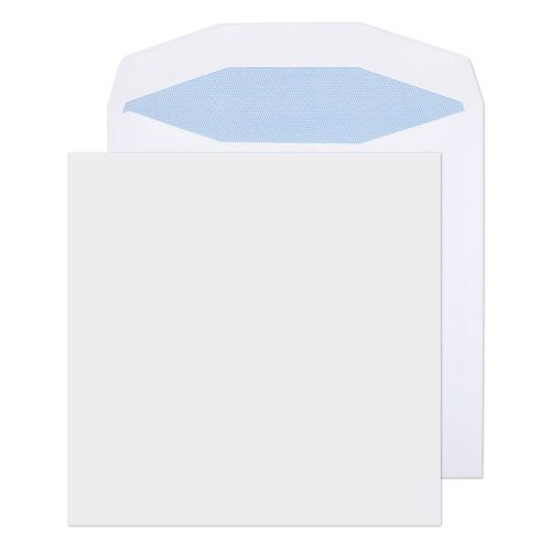 Purely Everyday Wallet Self Seal White 100gsm 220x220mm Ref 5700 [Pack 250] *10 Day Leadtime*