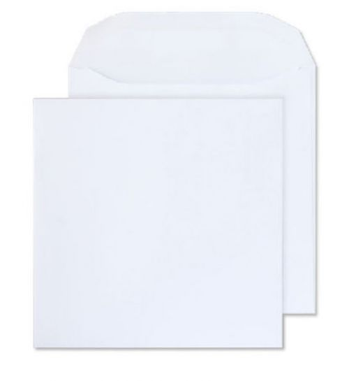 Purely Everyday Wallet Self Seal White 100gsm 220x220mm Ref 5701 [Pack 250] *10 Day Leadtime*