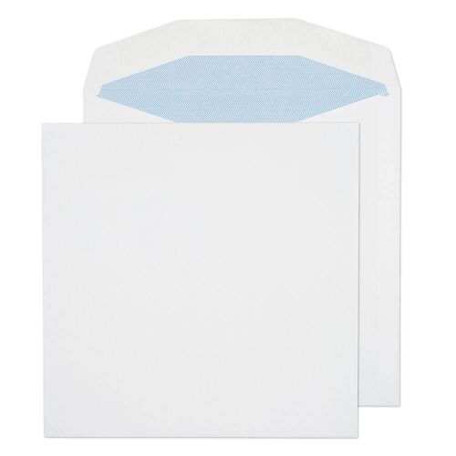 Blake Purely Everyday White Gummed Mailer 220x220mm 100gsm Pack 500 Code 5707