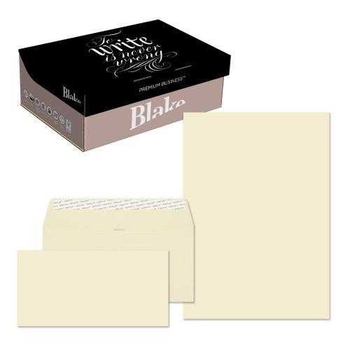 Blake Premium Business Cream Peel & Seal SoHo Box 210x297mm 120gsm Pack 250 Code 61670