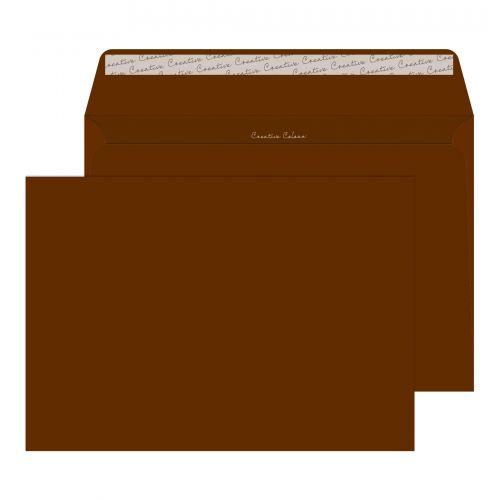 Blake Creative Colour Milk Chocolate Peel & Seal W allet 229X324mm 120Gm2 Pack 10 Code 63423 3P