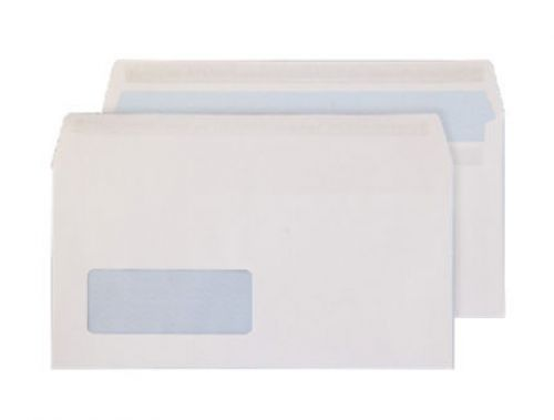 Blake Purely Everyday White Window Self Seal Walle t 110X220mm 100Gm2 Pack 500 Code 6633Fu 3P