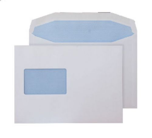 Purely Everyday Mailer Gummed CBC Wndw White 90gsm C5+ 162x238 Ref 6804CBC Pk500 *10 Day Leadtime*